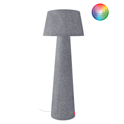 Lampa stojąca filcowa Moree Alice XL LED 172 cm