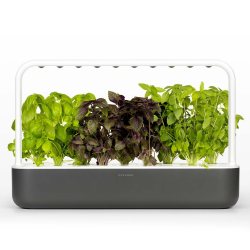 Inteligentna donica Click and Grow Smart Garden 9 dark grey