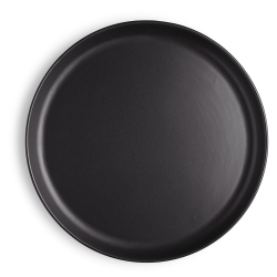Talerz Eva Solo Nordic Kitchen 27 cm Black