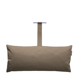 Poduszka do hamaka Fatboy Headdemock Pillow taupe