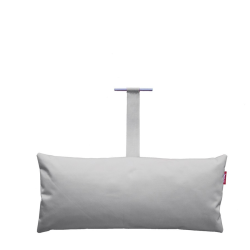 Poduszka do hamaka Fatboy Headdemock Pillow light grey