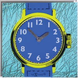Zegar Nextime Watch One 43x43 cm